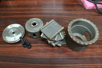Shot Blasting Machine Spares