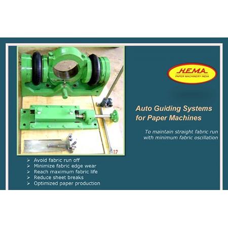 Auto Guide for Paper Machine