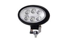 WORK LAMP JCB OVAL LED