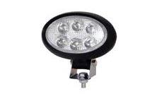 WORK LAMP JCB OVAL LED