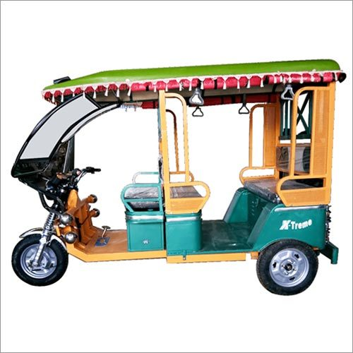 Tricycle E-Rickshaw