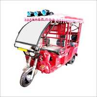 Cycle E-Rickshaw