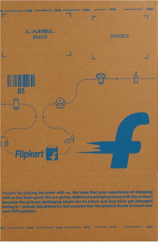 Flipkart Corrugated Boxes