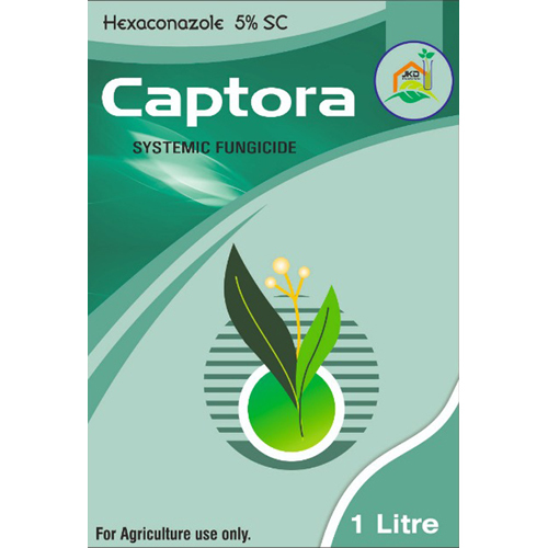 Captora Systemic Fungicide Hexaconazole 5% SC