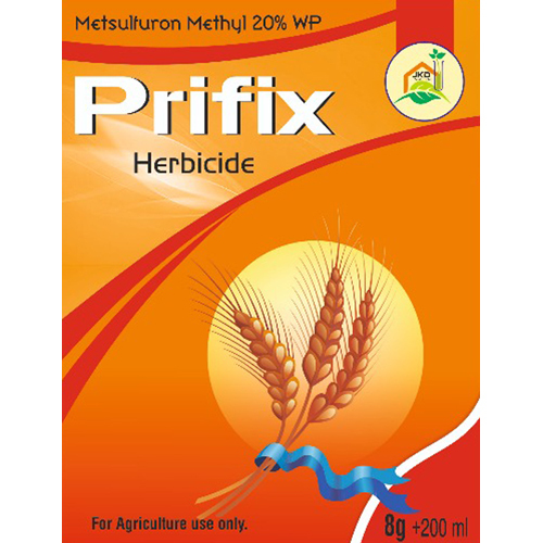 20% WP Herbicide Metsulfuron Methyl