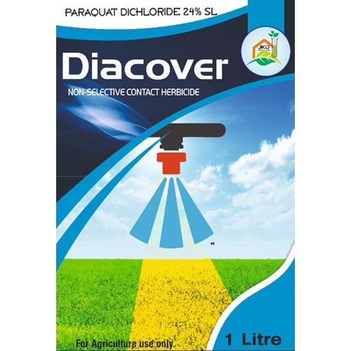 24% SL Herbicide Paraquat Dichloride