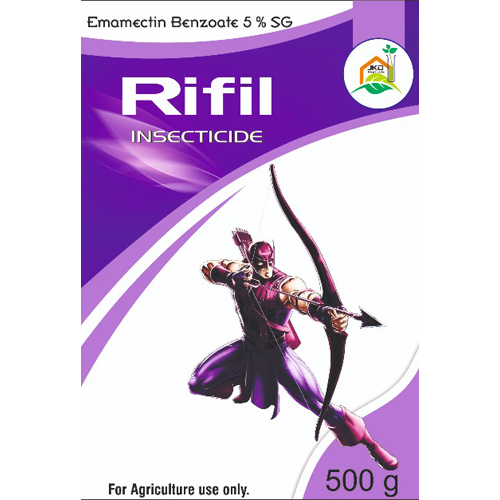 Rifil Insecticide Emamection Benzoate 5% SG