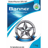 Banner Broad Spectrums Insecticide Diafenthiuron 50% WP
