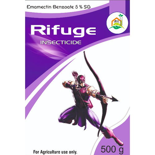 Rifuge Insecticide Emamectin Benzoate 5% SG