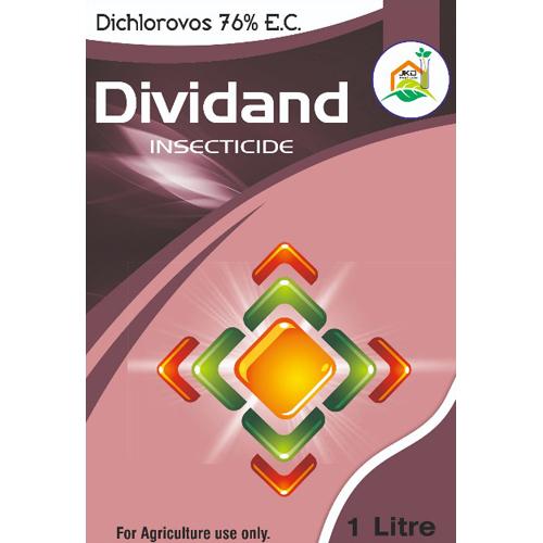 76% EC Dichlorovos Insecticide