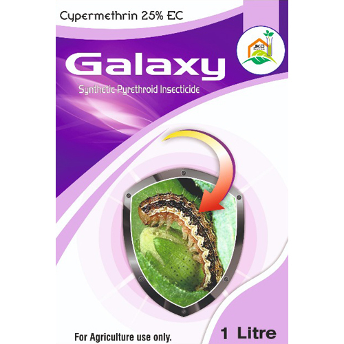 Galaxy Synthetic Pyrethroid Insecticide Cypermethrin 25% EC