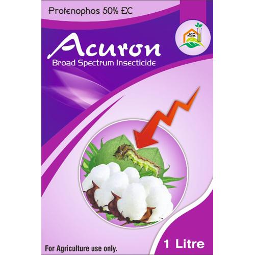 Acuron Broad Spectrum Insecticide Profenophos 50% EC
