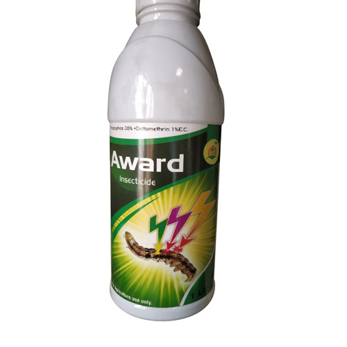 Award Insecticide Triazophos 35% +Deltamethrin 1%