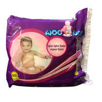 Newly Born 2 Pack Woo Woo Baby Diapers