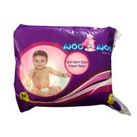 Medium 5 Pack Woo Woo Baby Diapers