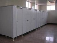 Mall Toilet Cubicle Partition Services