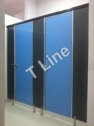Flexible Toilet Cubicle Partition