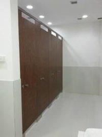Anti Fungal Toilet Cubicle Partition