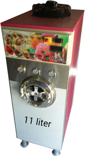 Ice Cream Mixing Machine (11 ltr.)