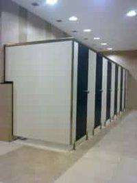 School Toilet Cubicle Partition