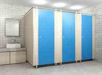 Zinc Alloy Module Toilet Partition