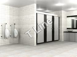 Top Hung Module Toilet Partition