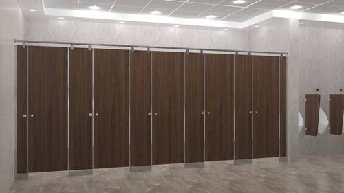 Ss Crown - Shoe Type Toilet Partition