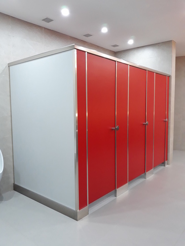 Box Up Module Toilet Partition