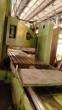 WMW Make 6000mm x 1600mm Plano Milling Machine