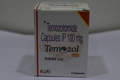 Temozolomide Capsules 100MG