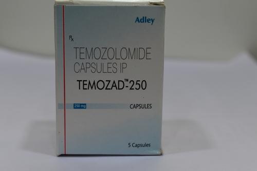 Temozolomide Capsules 250MG