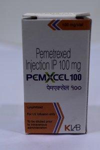 Pemerexed Injection IP 100mg