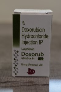 Doxorubicine Hydrochloride Injection