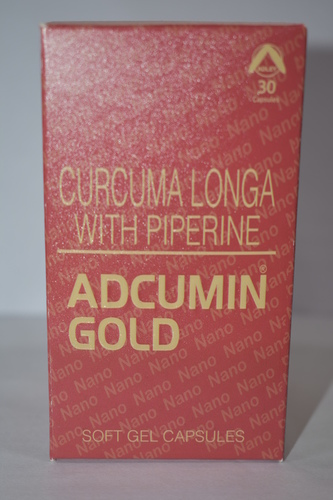 Curcuma Longa with Piperine