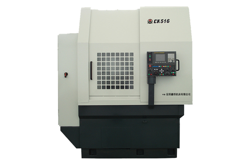 Economical Spindle Bore 160mm CK516 VERTICAL CNC Turning Lathes Made In China