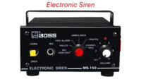 HITONE BOSS MS-150 MOBILE PA AMPLIFIERS