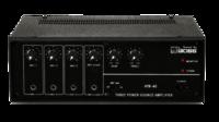 HTR40 MEDIUM POWER PA Mixer AMPLIFIERS