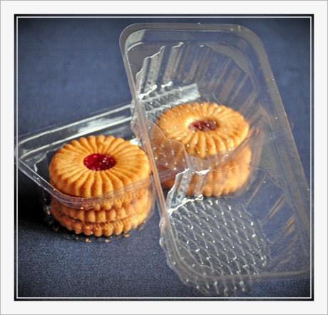 PVC Bakery Packing Tray