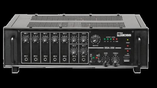 SSA350 HIGH POWER PA Mixer AMPLIFIERS