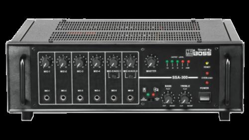 SSA300 HIGH POWER PA Mixer AMPLIFIERS