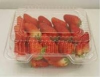 PVC Plastic Strawberry Tray