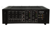 TZA7000 Two Zone PA Power Mixer AMPLIFIERS