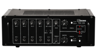 TZA1200 Two Zone PA Power Mixer AMPLIFIERS