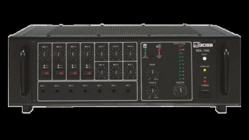 SSA7000 HIGH POWER PA Mixer AMPLIFIERS