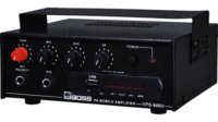 VPS600U Mobile PA AMPLIFIER BUILT-IN PLAYER
