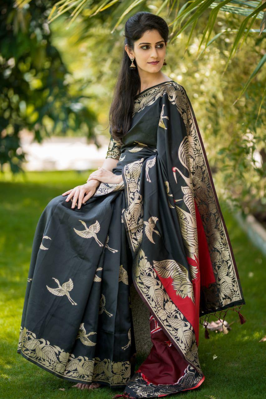 Latest Silk Saree