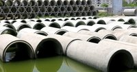 450 mm NP3 Grade Hume Pipe