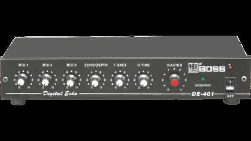 DE401 PA Effect Processors