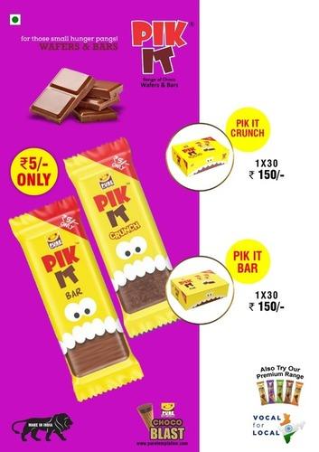 PIK IT Chocolate Bar