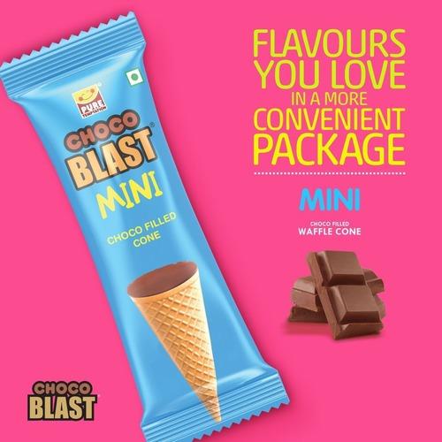 Mini Choco Blast Cone